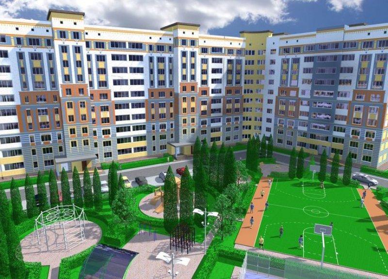ЖК Солнечный город - фото 1