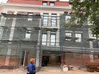 КД Smolenskaya 18 (Смоленская 18) - ход строительства, фото 25, Сентябрь 2019