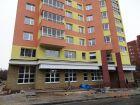 ЖК На Ошарской - ход строительства, фото 9, Ноябрь 2017