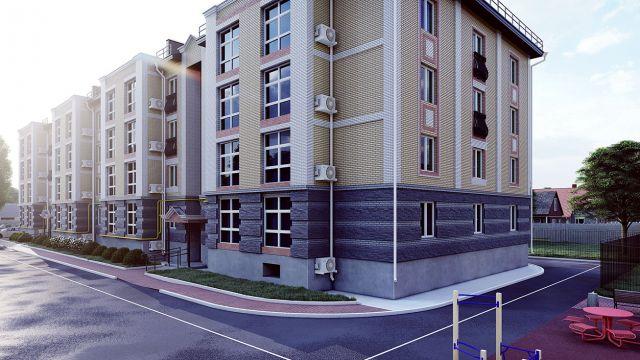 ЖК Дом на Дзержинского, 7 - фото 3
