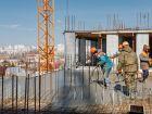 Жилой дом Кислород - ход строительства, фото 31, Апрель 2021