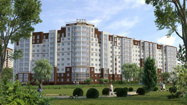ЖК Бунина парк - фото 1