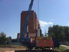 Ход строительства дома № 1 в ЖК Дом на Набережной - фото 44, Июль 2020