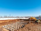Ход строительства дома № 21 в ЖК КМ Анкудиновский парк - фото 12, Апрель 2021