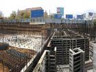 ЖК Гагарин - ход строительства, фото 103, Ноябрь 2019