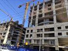 ЖК Островский - ход строительства, фото 33, Апрель 2020