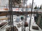 ЖК Пушкин - ход строительства, фото 112, Февраль 2019
