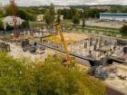 Ход строительства дома № 1 первый пусковой комплекс в ЖК Маяковский Парк - фото 92, Сентябрь 2020