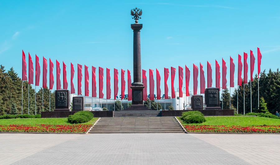В Ростове установят памятный знак воинам связистам