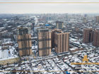 ЖК Центральный-2 - ход строительства, фото 49, Февраль 2019