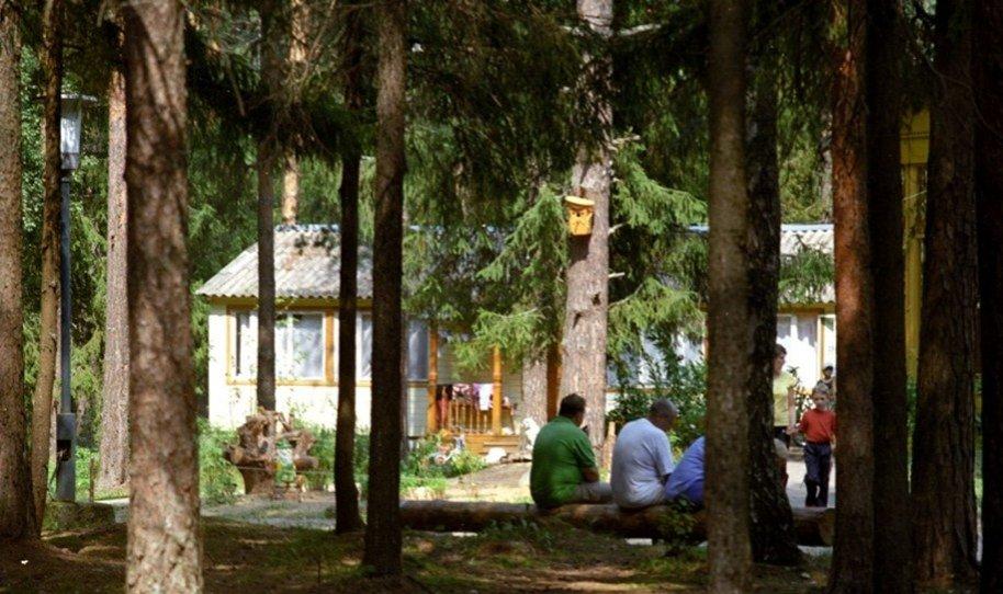 База отдыха на берегу Горьковского моря продается в Нижегородской области - фото 1