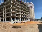 ЖК Горизонт - ход строительства, фото 54, Сентябрь 2020