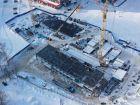 Ход строительства дома №7 в ЖК Октава - фото 23, Февраль 2019