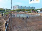 Ход строительства дома № 6 в ЖК Заречье - фото 59, Сентябрь 2019