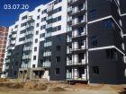 ЖК Дом на Курчатова - ход строительства, фото 10, Июль 2020