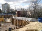Ход строительства дома № 1 в ЖК Дом с террасами - фото 127, Апрель 2015
