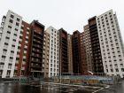 ЖК Каскад на Ленина - ход строительства, фото 101, Декабрь 2020