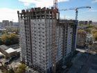 ЖК Соборный - ход строительства, фото 73, Ноябрь 2018