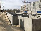 Ход строительства дома № 4 в ЖК Корабли - фото 16, Май 2021
