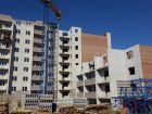 Ход строительства дома Секция 3 в ЖК Сиреневый квартал - фото 17, Сентябрь 2020