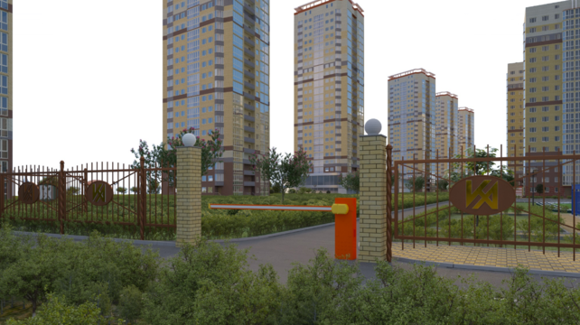 Микрорайон Красный Аксай - фото 3