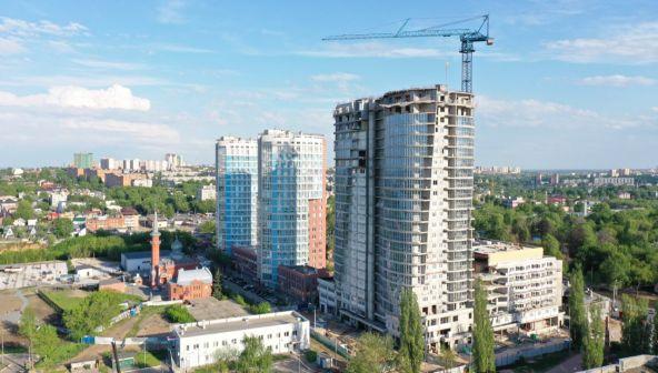 В июле 2021 года количество ДДУ в Воронежской области снизилось на четверть