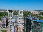 Ход строительства дома №2 в ЖК Октава - фото 13, Июнь 2018
