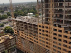Ход строительства дома № 1 в ЖК Встреча - фото 39, Август 2019