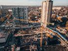 Ход строительства дома Секция 1 в ЖК Гвардейский 3.0 - фото 34, Декабрь 2020