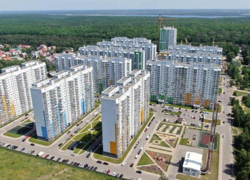 Жилой квартал ГРИН ПАРК - фото 2