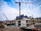 ЖК Zапад (Запад) - ход строительства, фото 59, Апрель 2019