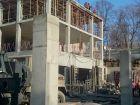 Ход строительства дома №1 в ЖК Премиум - фото 129, Март 2017