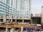 ЖК Новая Тверская - ход строительства, фото 17, Февраль 2020