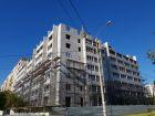 Ход строительства дома № 2 в ЖК АВИА - фото 34, Сентябрь 2020