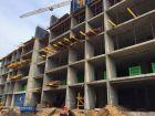 Жилой дом Каскад на Даргомыжского - ход строительства, фото 41, Июнь 2016