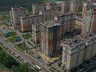 ЖК Горизонт - ход строительства, фото 3, Май 2021