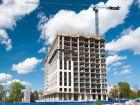 Комплекс апартаментов KM TOWER PLAZA - ход строительства, фото 20, Май 2020