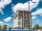 Комплекс апартаментов KM TOWER PLAZA (КМ ТАУЭР ПЛАЗА) - ход строительства, фото 85, Май 2020