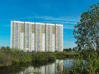 Ход строительства дома № 5 в ЖК Первомайский - фото 1, Июнь 2018
