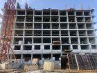 Ход строительства дома № 2 в ЖК Подкова на Родионова - фото 57, Ноябрь 2020
