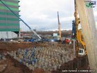 Ход строительства дома № 8 в ЖК Красная поляна - фото 160, Ноябрь 2015