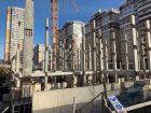ЖК Горизонт - ход строительства, фото 109, Ноябрь 2019