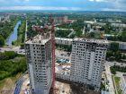 Ход строительства дома № 7 в ЖК Планетарий - фото 13, Июль 2018
