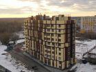 Дом на Чаадаева - ход строительства, фото 2, Март 2020