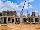 Ход строительства дома № 16 в ЖК Город времени - фото 7, Август 2021