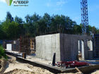 Ход строительства дома № 1 в ЖК Клевер - фото 126, Июль 2018