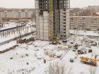 Ход строительства дома № 1 в ЖК Город чемпионов - фото 62, Январь 2015