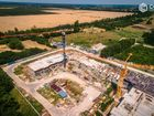 ЖК Открытие - ход строительства, фото 91, Июнь 2019