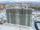 Ход строительства дома № 10 в ЖК Корабли - фото 34, Февраль 2019