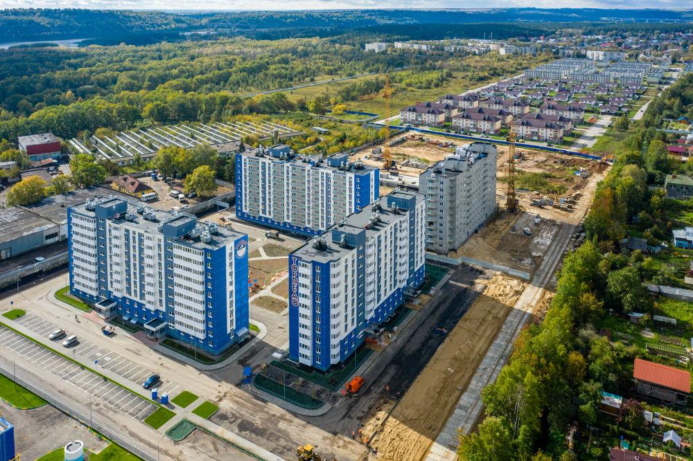 Четыре нижегородских новостройки введены в эксплуатацию в октябре 2019 года